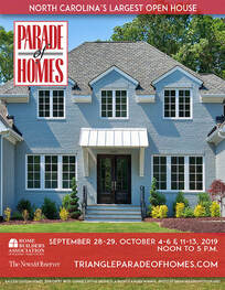 Triangle Parade of Homes on